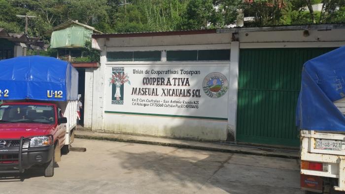 Kaffeegenossenschaft der Union Tosepan Titataniske